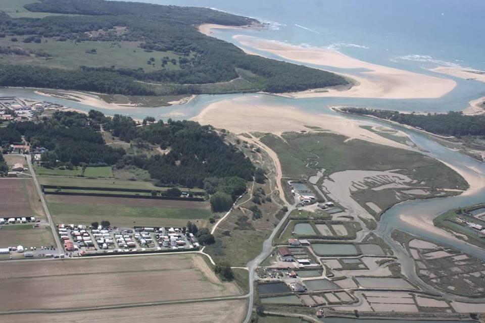 Les Dunes Camping à Talmont Saint Hilaire en Vendée