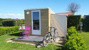 Refuge Accueil Vélo au camping les Dunes 85440 Talmont-Saint-Hilaire