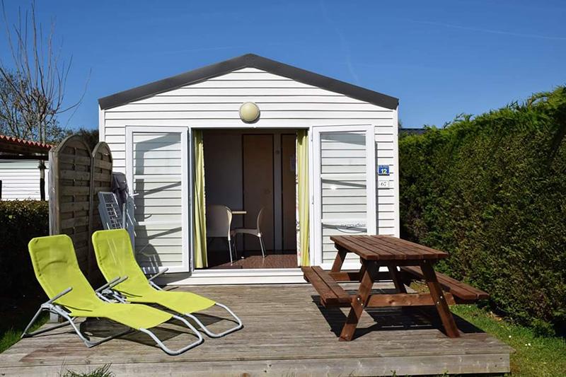 Camping Les Dunes à Talmont Saint Hilaire (Vendée)