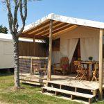 Modèle le Lodge Camping Les Dunes à Talmont Saint Hilaire (Vendée)